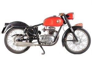 C.1955 GILERA 125 TURISMO (SEE TEXT) (LOT 549)