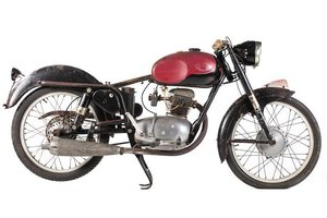 C.1955 GILERA 125 TURISMO (SEE TEXT) (LOT 551)