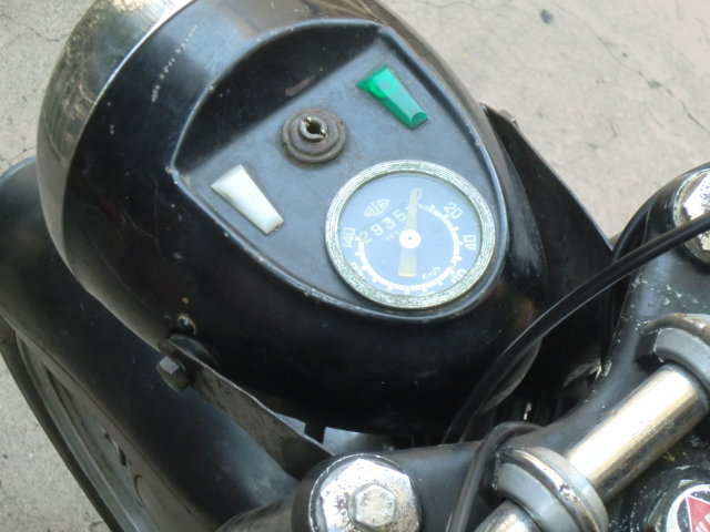 Gilera 300 extra 1967 twin For Sale (picture 3 of 5)