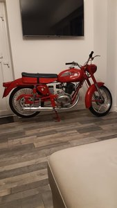 Gilera Giubileo 98 fully restored