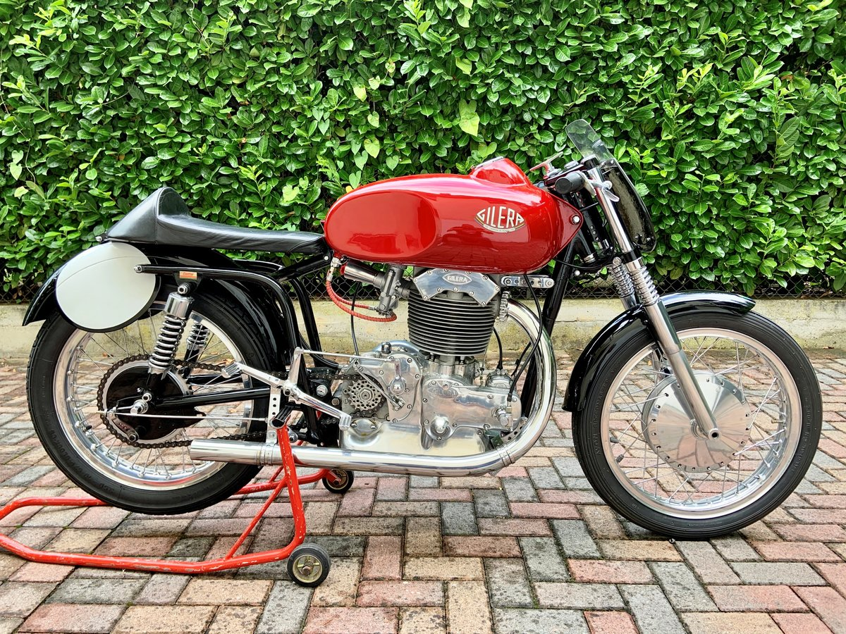 1956 Gilera 500 Saturno Piuma For Sale (picture 2 of 6)