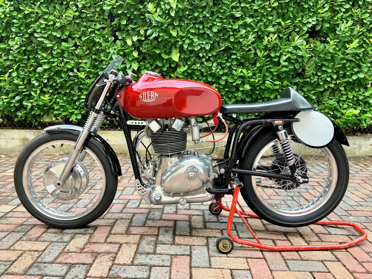 1956 Gilera 500 Saturno Piuma For Sale (picture 3 of 6)