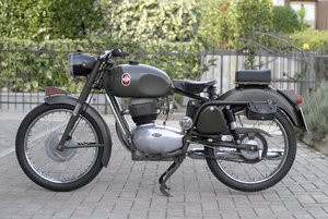 Picture of 1974 Gilera 175 sport military For Sale