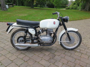 Picture of Lot 105 - A 1957 Gilera 250 Twin - 28/10/2020 SOLD by Auction