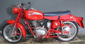 Picture of 1964 Gilera Giubielo Extra 98cc Four Stroke Single For Sale
