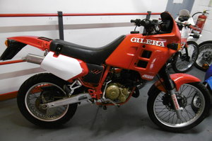 Picture of 1989 Gilera RC125 full restoration very rare For Sale