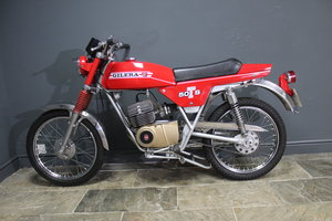 Picture of 1980 Gilera TS50 Moped 50 cc UK supplied new in the UK For Sale
