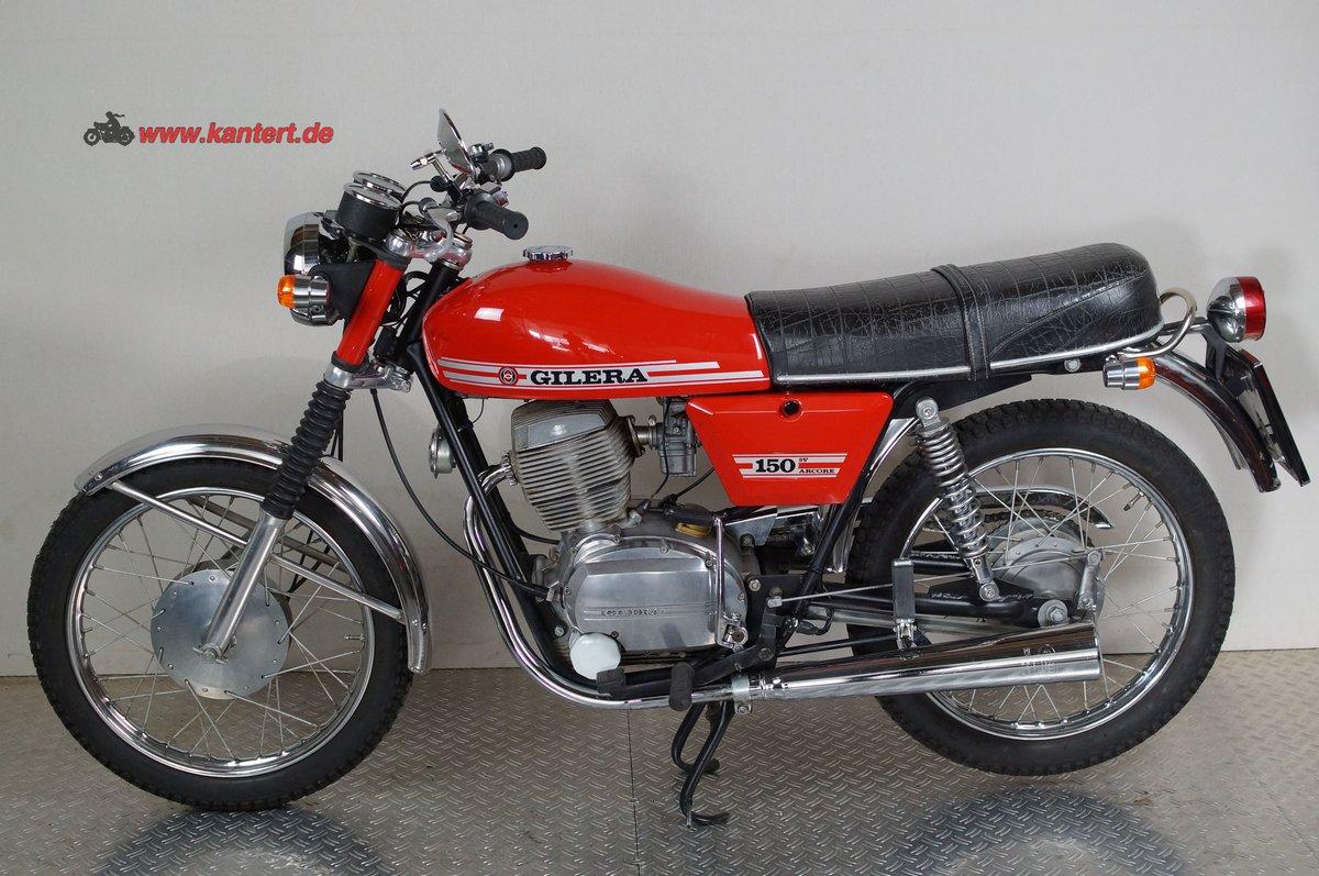 1978 Gilera 150, 152 cc, 15 hp For Sale (picture 1 of 12)