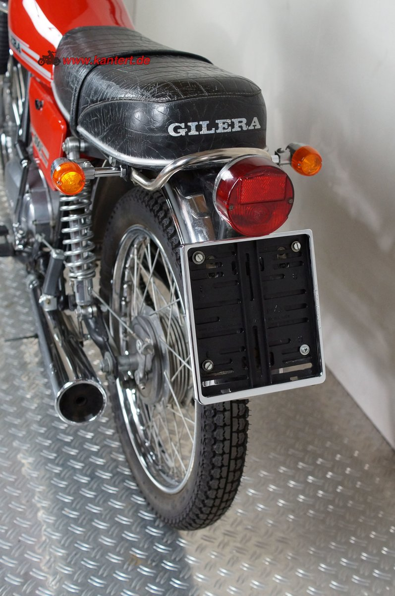 1978 Gilera 150, 152 cc, 15 hp For Sale (picture 4 of 12)