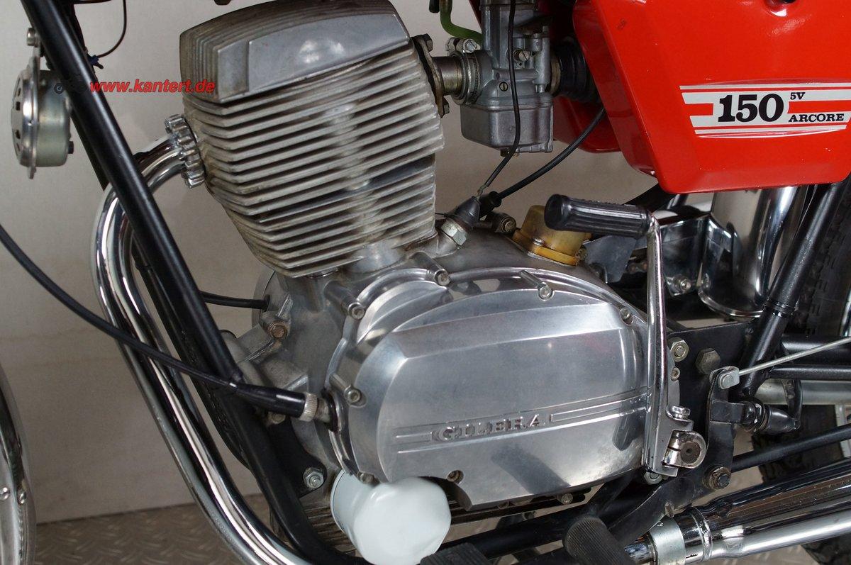 1978 Gilera 150, 152 cc, 15 hp For Sale (picture 6 of 12)