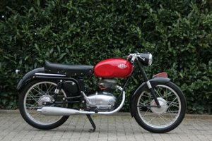 Picture of Gilera 150 Sport, matching numbers, 1955 SOLD
