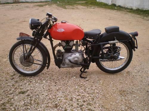 1945 GILERA NETTUNO SPORT 250 OHV NICE CONDITION For Sale (picture 1 of 6)