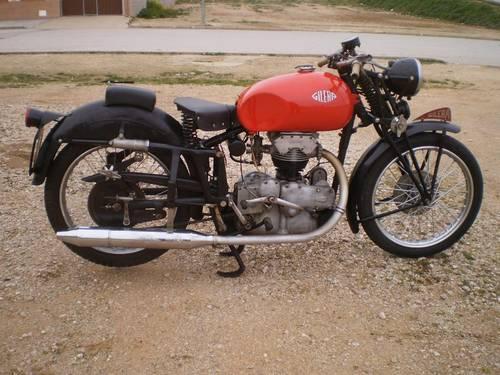 1945 GILERA NETTUNO SPORT 250 OHV NICE CONDITION For Sale (picture 2 of 6)