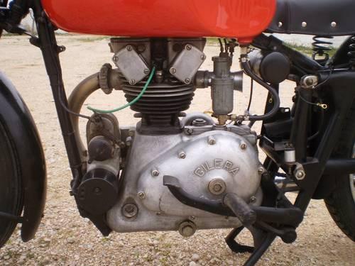1945 GILERA NETTUNO SPORT 250 OHV NICE CONDITION For Sale (picture 4 of 6)