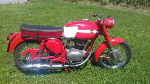 Gilera 175cc Giubileo -  1961 For Sale (picture 2 of 6)