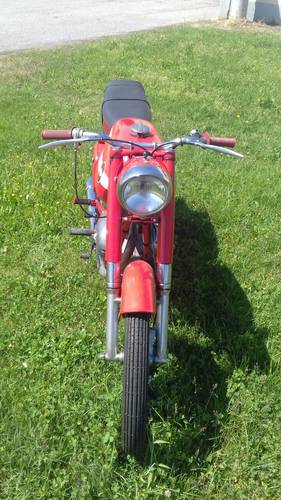 Gilera 175cc Giubileo -  1961 For Sale (picture 3 of 6)