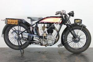 Gillet Model Sport 1927 500cc 1 cyl ohv