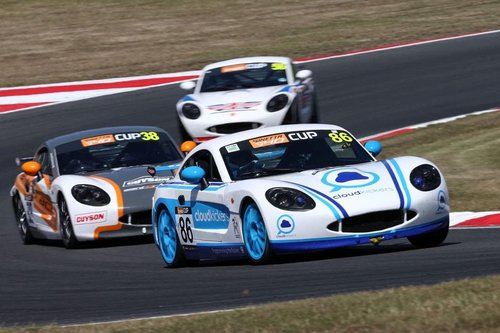 2015 Competitive Ginetta G40 Cup/GRDC Race Car For Sale (picture 1 of 6)