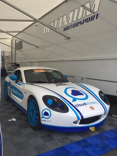 2015 Competitive Ginetta G40 Cup/GRDC Race Car For Sale (picture 2 of 6)