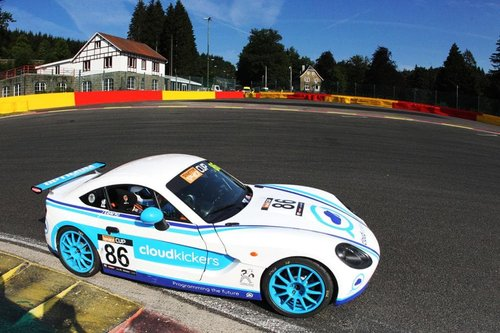 2015 Competitive Ginetta G40 Cup/GRDC Race Car For Sale (picture 3 of 6)