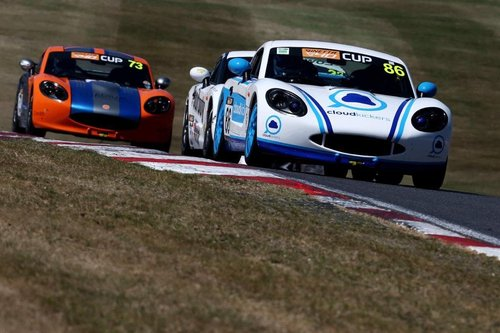 2015 Competitive Ginetta G40 Cup/GRDC Race Car For Sale (picture 5 of 6)