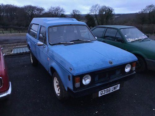 1986 Ginetta GRS Tora hillman hunter based now on ebay For Sale (picture 1 of 6)