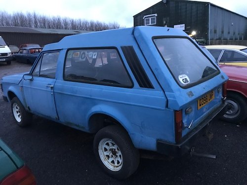 1986 Ginetta GRS Tora hillman hunter based now on ebay For Sale (picture 2 of 6)