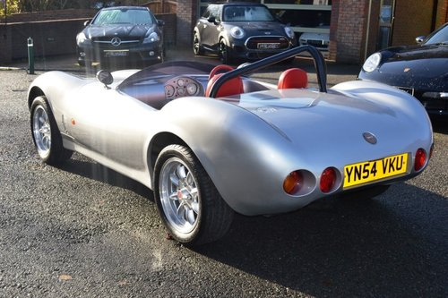2004 Ginetta G20  For Sale (picture 4 of 6)