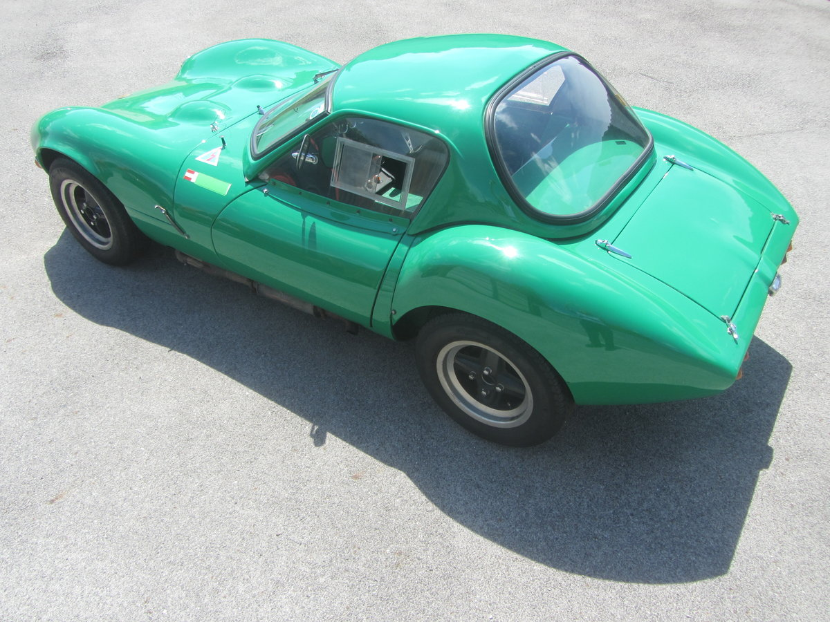 1965 GINETTA G4 SQUARE TUBE For Sale (picture 3 of 6)