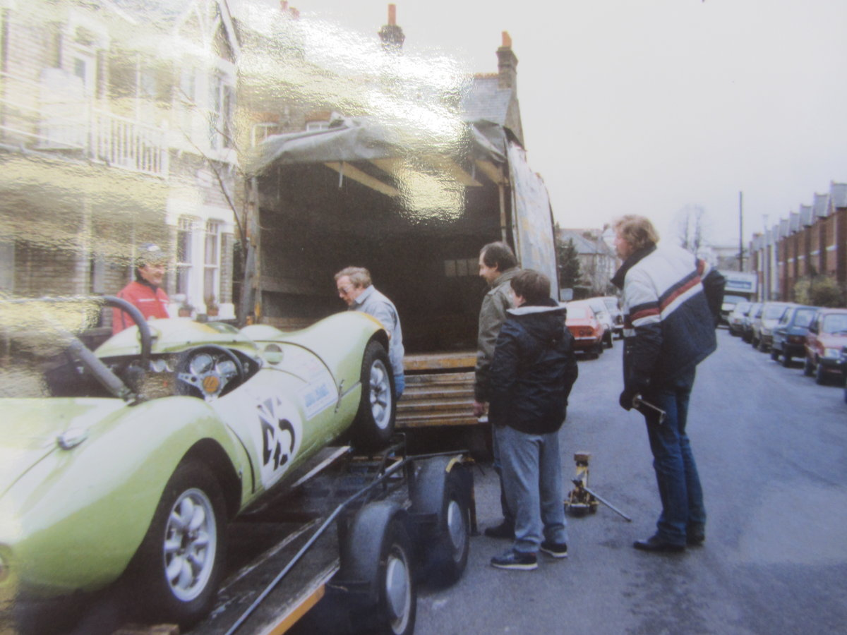 1965 GINETTA G4 SQUARE TUBE For Sale (picture 6 of 6)