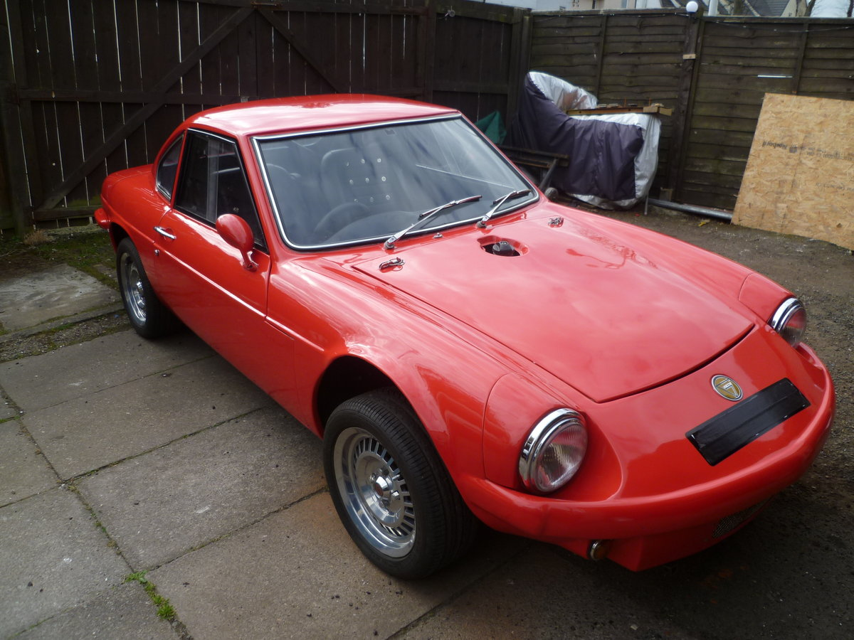 1973 ginetta g15 1971 998cc For Sale (picture 1 of 6)