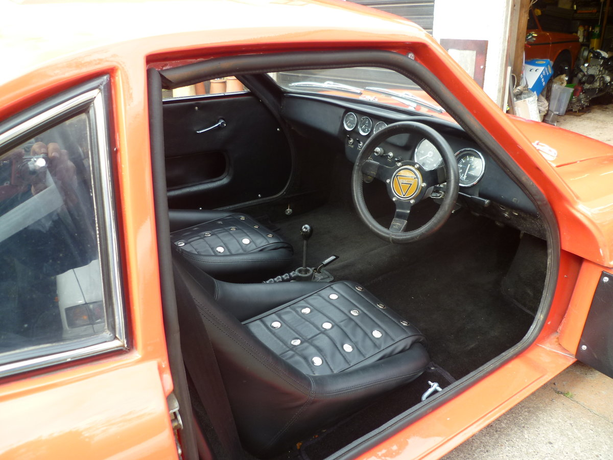 1973 ginetta g15 1971 998cc For Sale (picture 3 of 6)