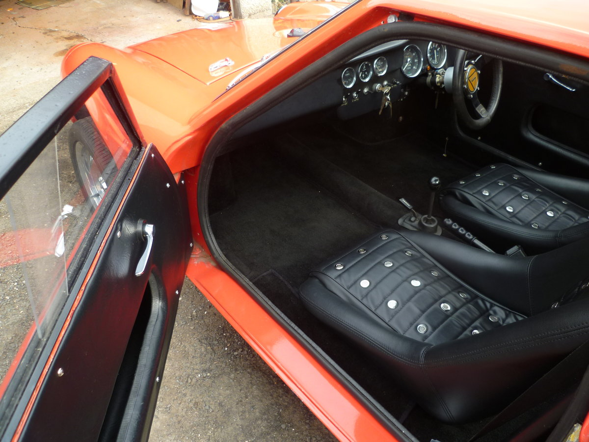 1973 ginetta g15 1971 998cc For Sale (picture 4 of 6)