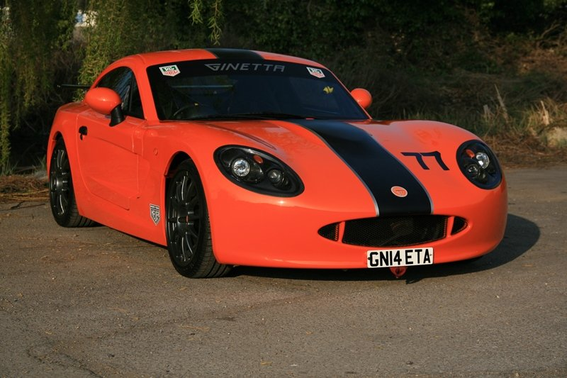 2014 Ginetta G40R For Sale (picture 1 of 6)