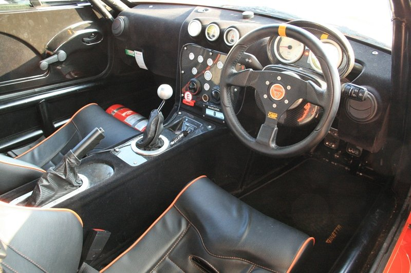 2014 Ginetta G40R For Sale (picture 5 of 6)