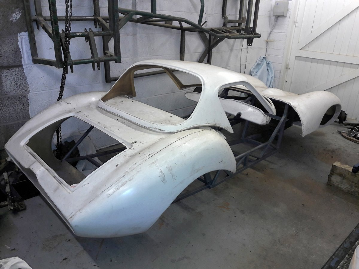 1968 Ginetta g4 project. SOLD (picture 1 of 5)