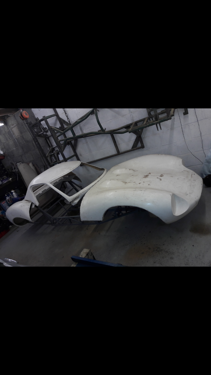 1968 Ginetta g4 project. SOLD (picture 2 of 5)