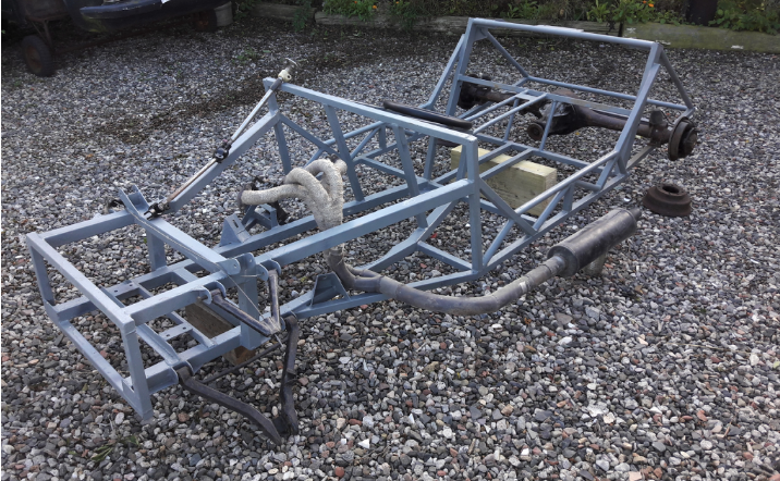 1968 Ginetta g4 project. SOLD (picture 3 of 5)