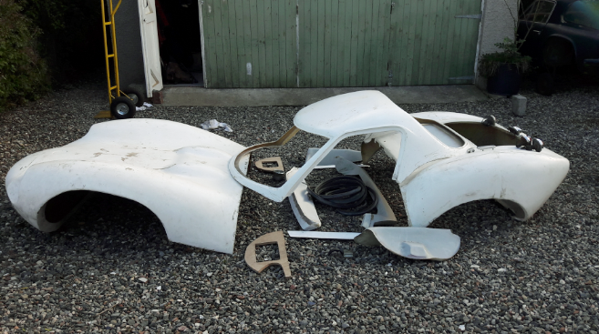 1968 Ginetta g4 project. SOLD (picture 5 of 5)