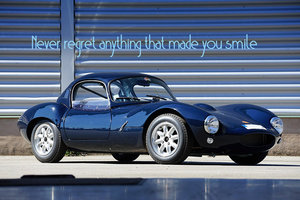 1960 Ginetta G4  race car for sale