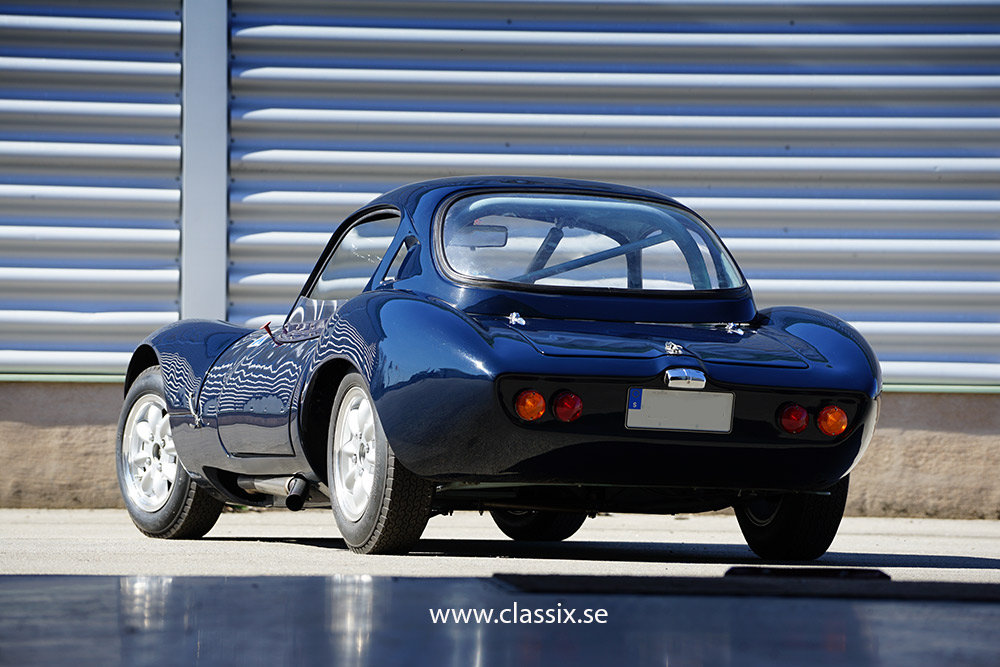 Ginetta G4 1960 race car for sale For Sale (picture 2 of 6)