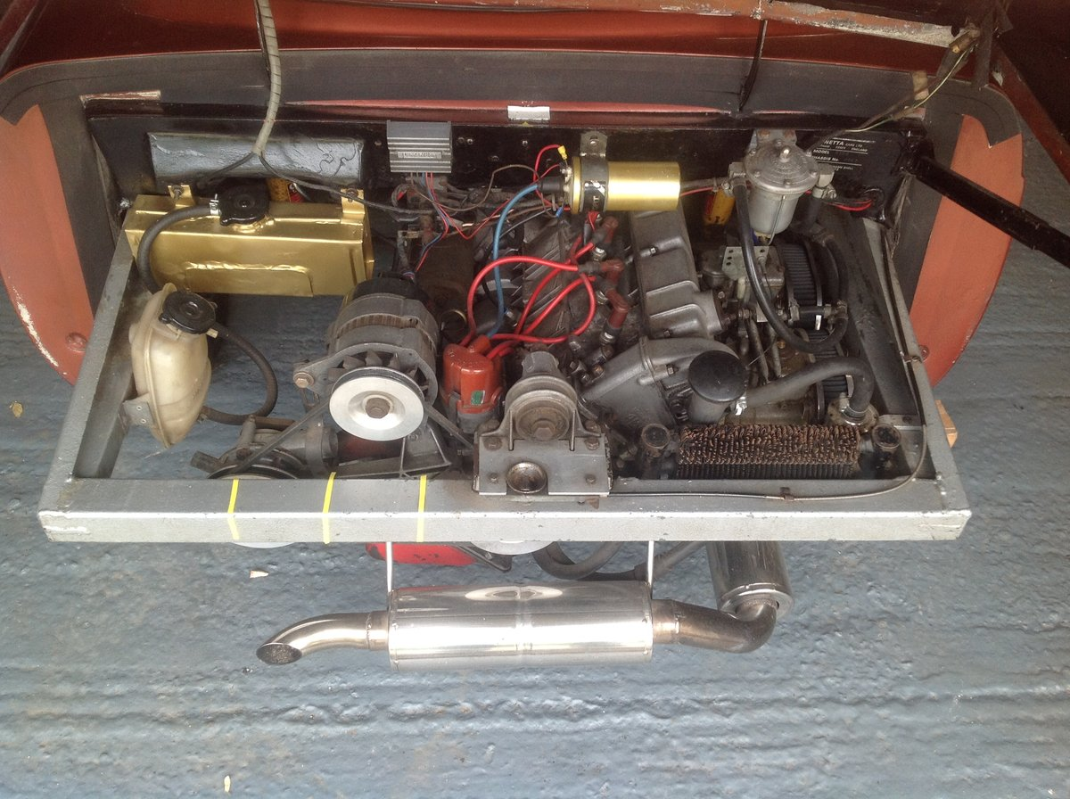 1972 Ginetta G15S Competition Prepared Hillclimb/Sprint For Sale (picture 3 of 6)