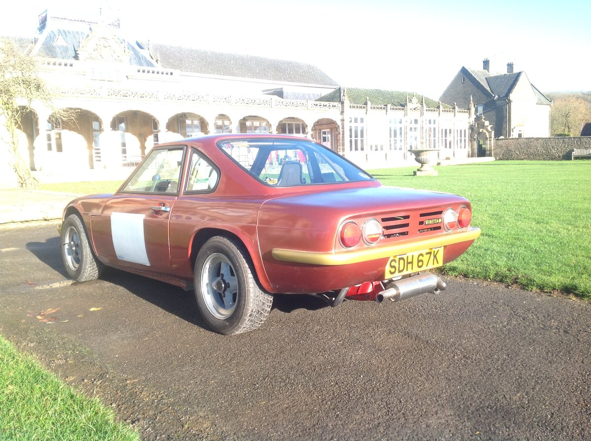 1972 Ginetta G15S Competition Prepared Hillclimb/Sprint For Sale (picture 2 of 6)