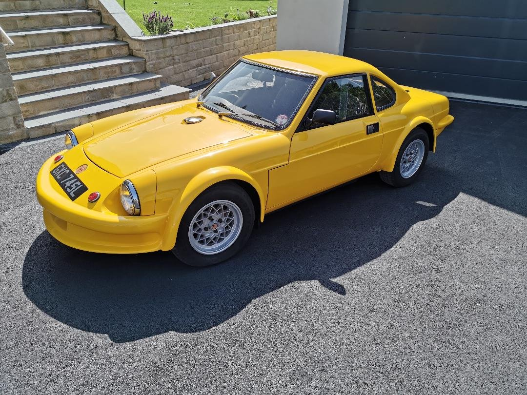 1973 Ginetta G15 SOLD (picture 1 of 6)