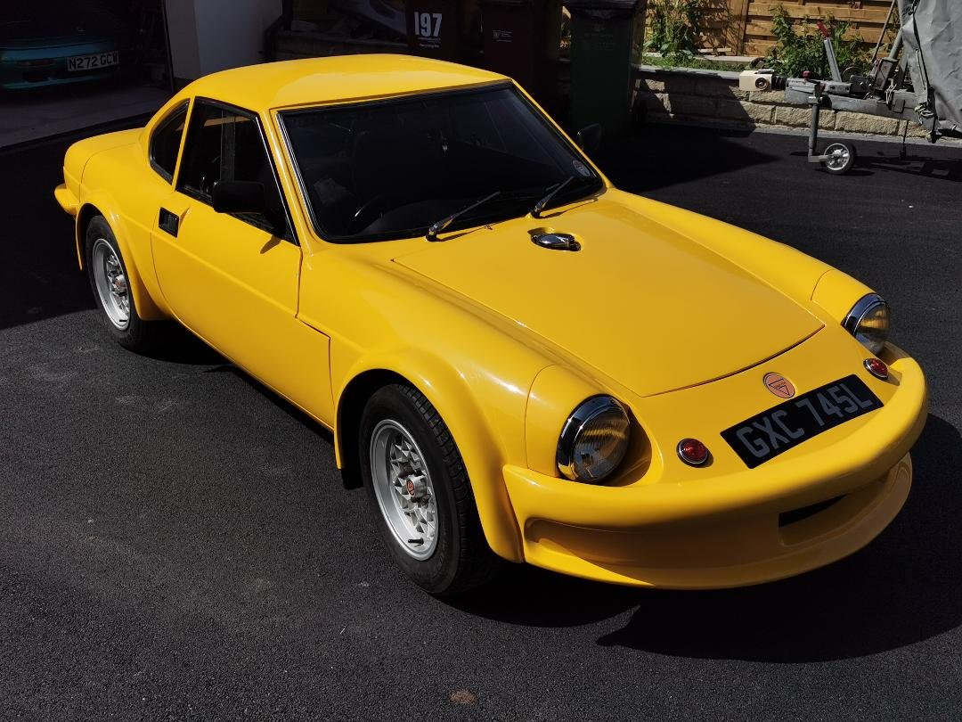 1973 Ginetta G15 SOLD (picture 2 of 6)