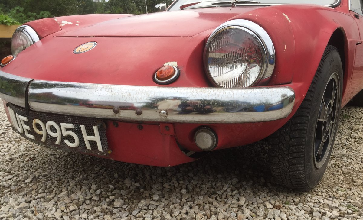 1970 Ginetta G15, complete and original,  For Sale (picture 4 of 5)