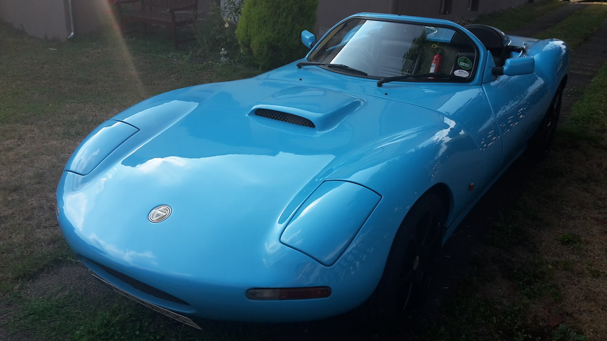 1992 Ginetta G33 For Sale (picture 1 of 6)