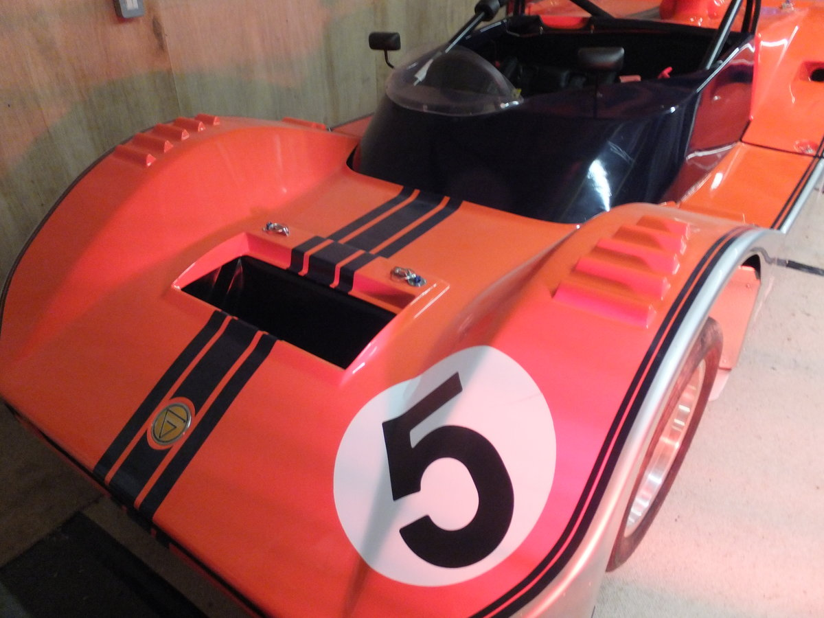 1978 Ginetta G22 Historic S2000 For Sale (picture 1 of 6)