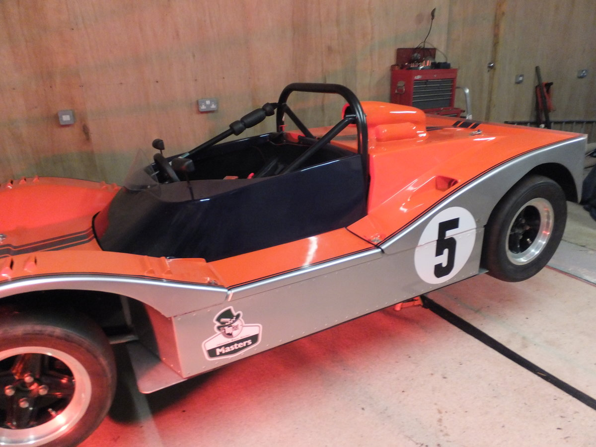 1978 Ginetta G22 Historic S2000 For Sale (picture 2 of 6)