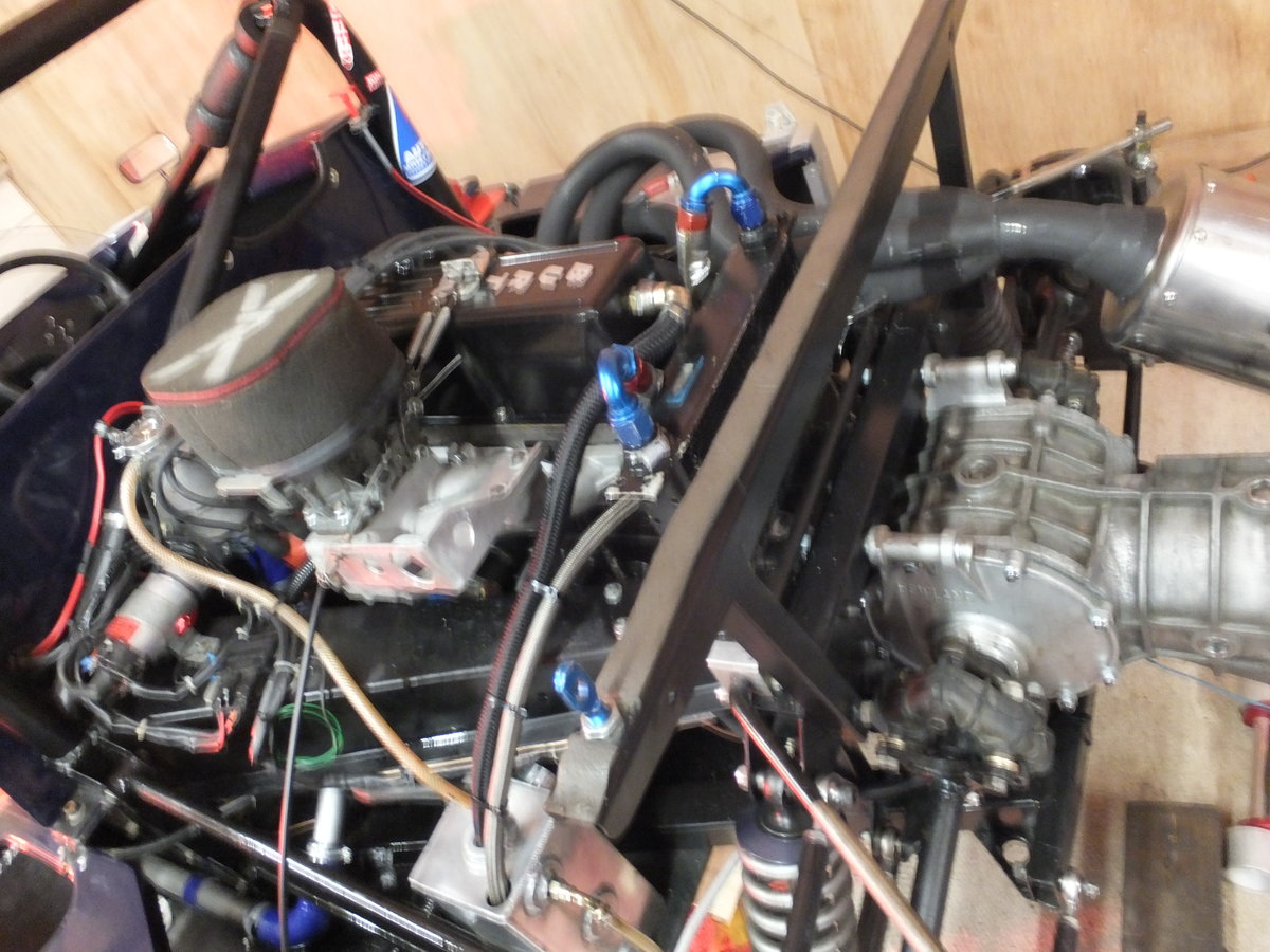 1978 Ginetta G22 Historic S2000 For Sale (picture 5 of 6)